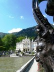 Schloss und Wasserspiele