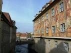 Altes Rathaus Bamberg und Pegnitz