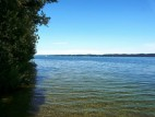 Am Seeufer des Starnberger See