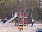 Spielplatz in der Waldau
