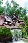 Drehgondelbahn im Freizeit-Land