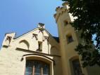 Oben im Schloss