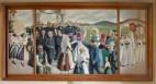 © Jan Barth: Sorbisches Museum Bautzen, 2006 Ständige Ausstellung: Sprach- und Literaturentwicklung mit Triptychon