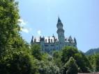 Tausendmal fotografiert: Das Schloss war Vorbild für die Dornröschenschlösser in den Disneyland-Themenparks.